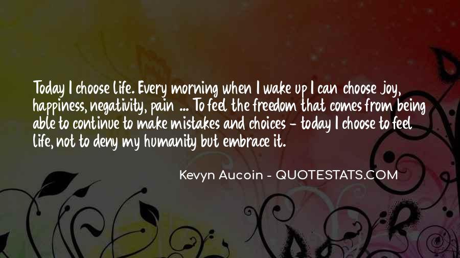 Aucoin Quotes #731227