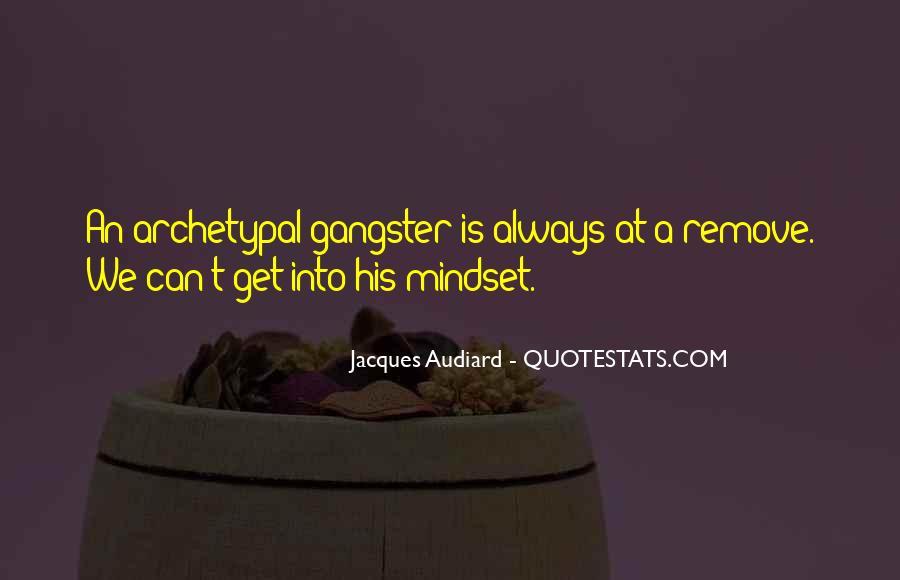 Audiard Quotes #81501