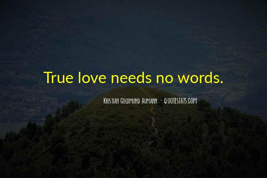 Aumann Quotes #12464
