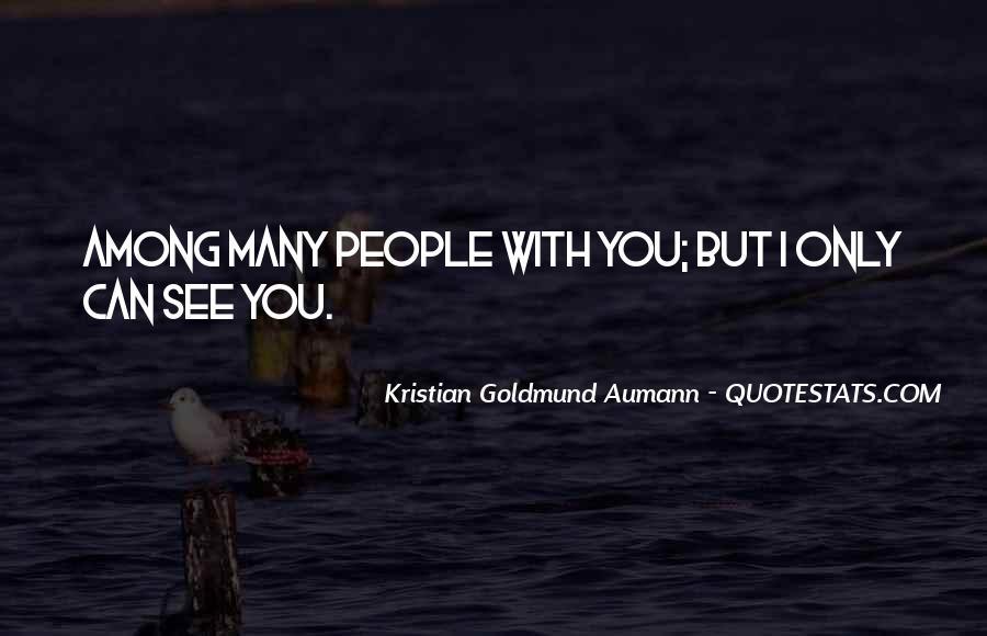 Aumann Quotes #125775