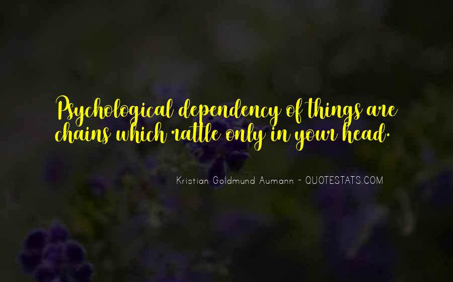 Aumann Quotes #156268