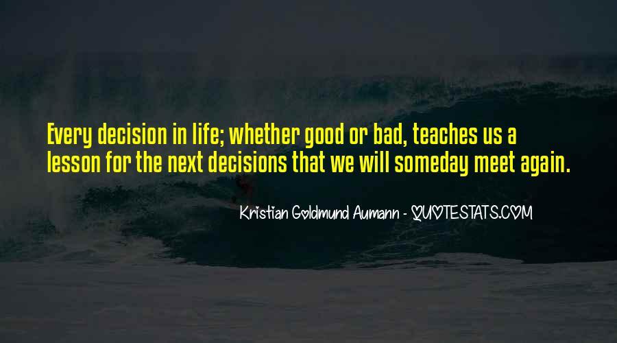 Aumann Quotes #159250