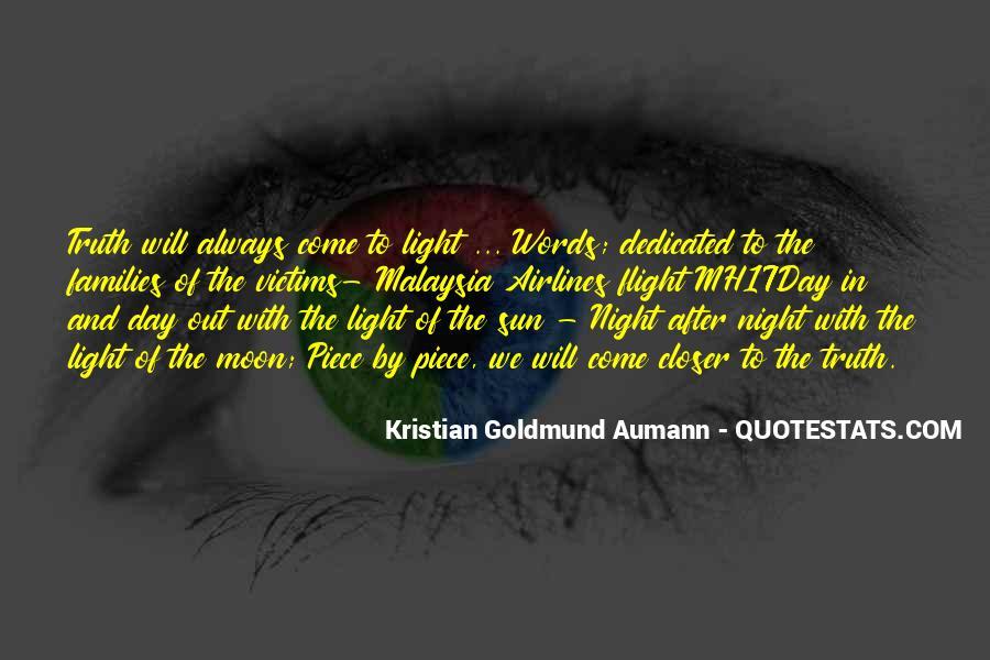 Aumann Quotes #199228