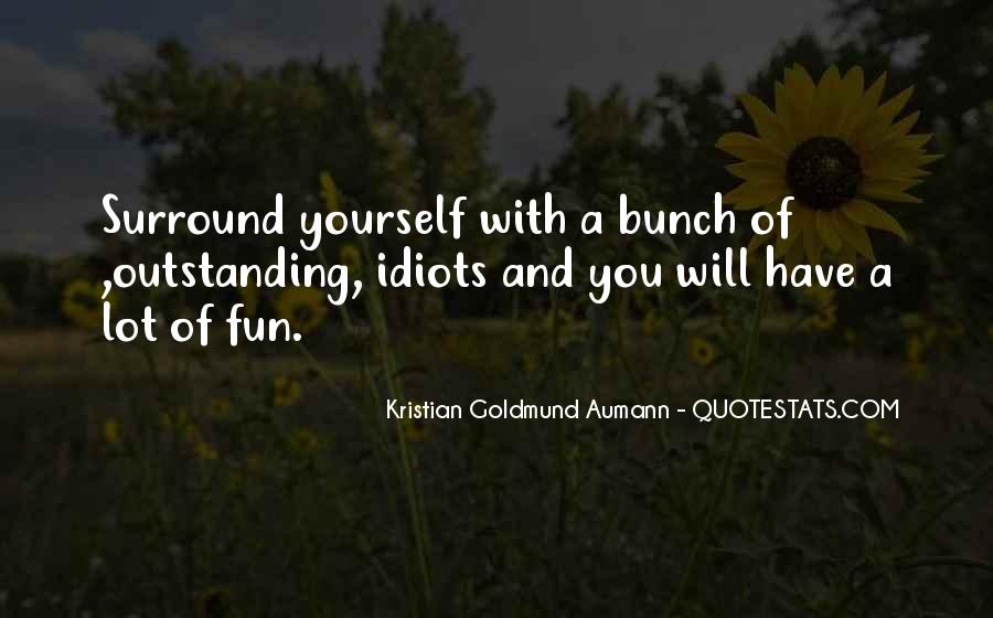 Aumann Quotes #221225