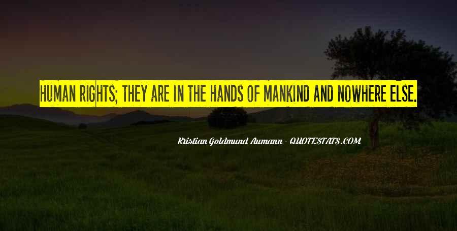 Aumann Quotes #26622