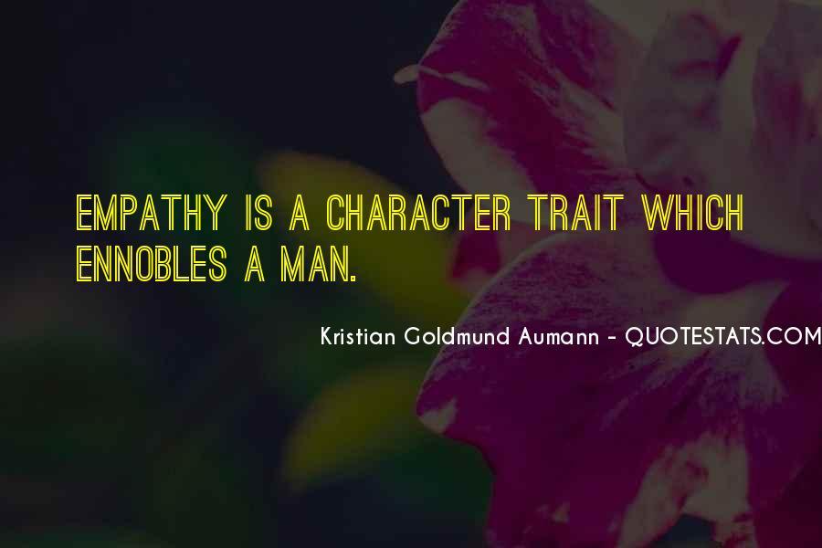 Aumann Quotes #279070