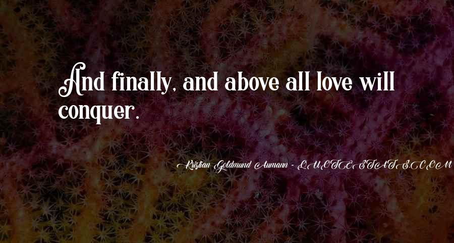 Aumann Quotes #285821