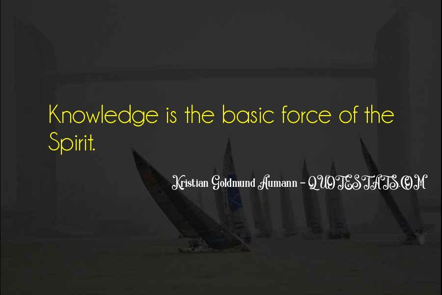 Aumann Quotes #287972