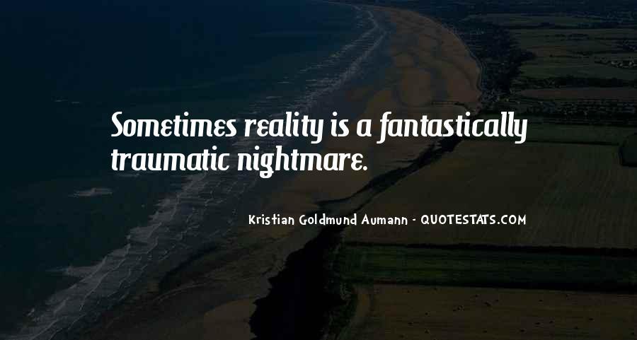 Aumann Quotes #289415