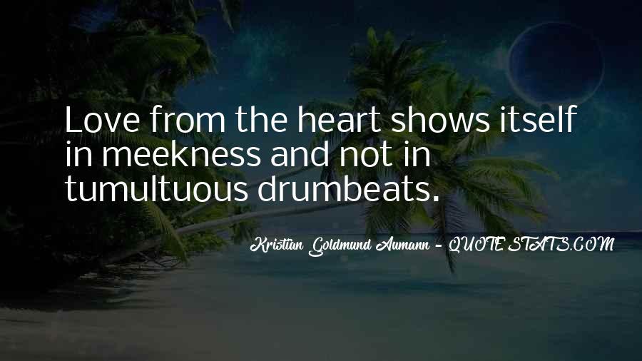 Aumann Quotes #324221