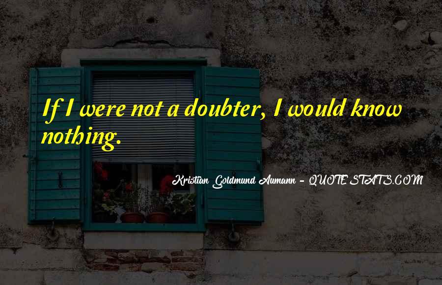 Aumann Quotes #343478