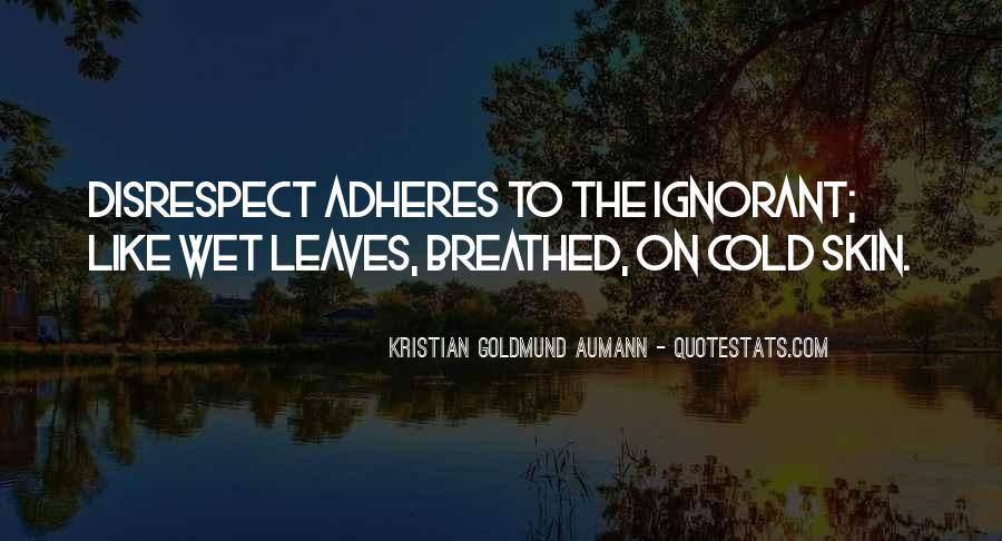 Aumann Quotes #367441