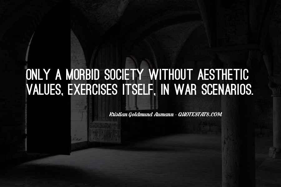 Aumann Quotes #370833