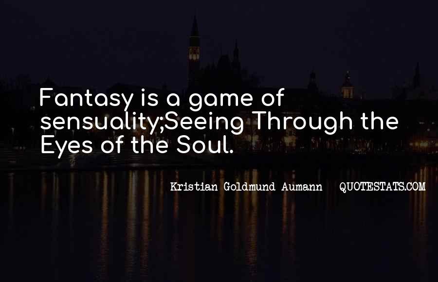 Aumann Quotes #381919