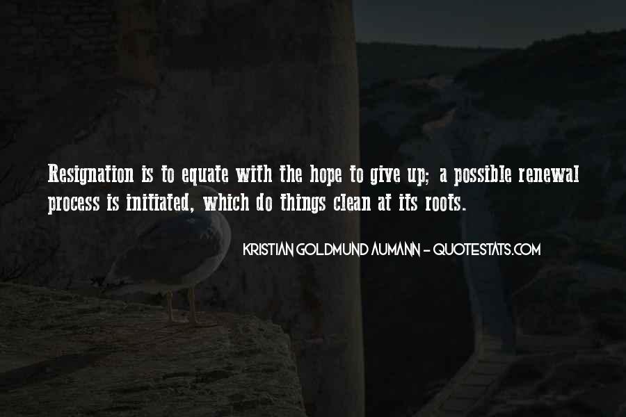 Aumann Quotes #8189
