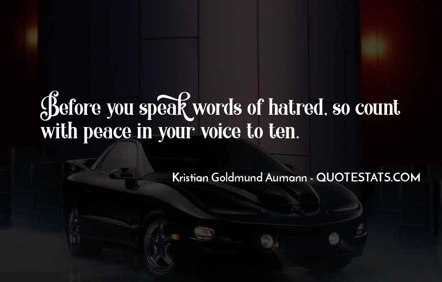 Aumann Quotes #93867