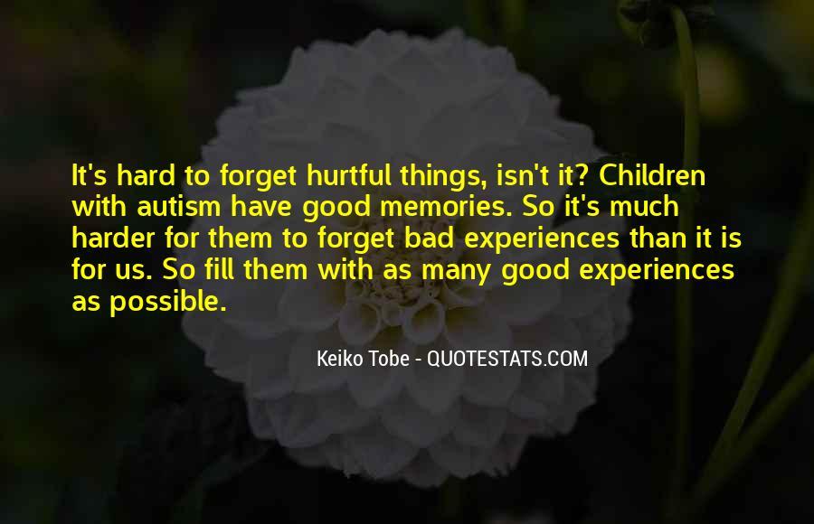 Autism's Quotes #101894