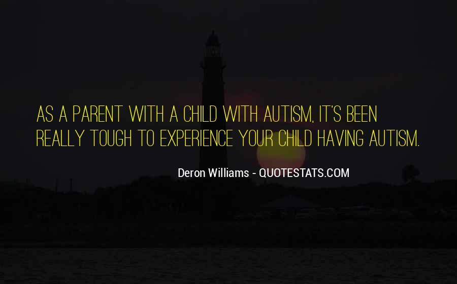Autism's Quotes #12526