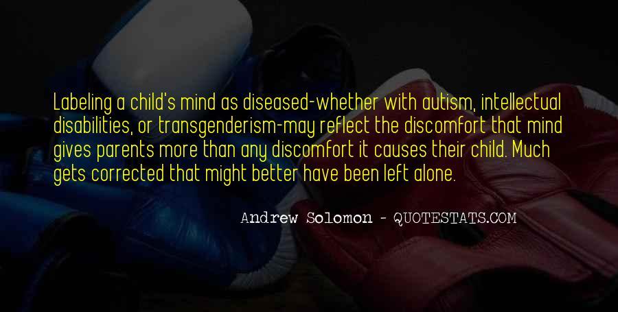 Autism's Quotes #1420902