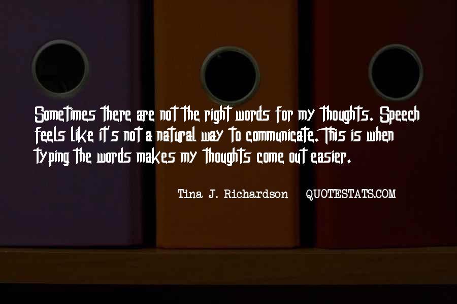 Autism's Quotes #1585621