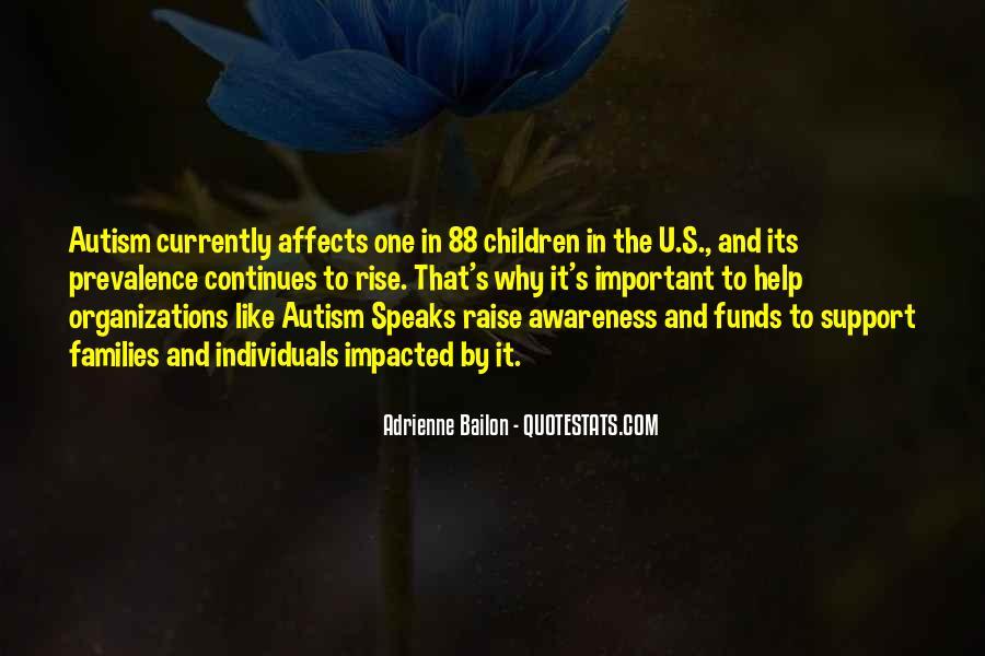 Autism's Quotes #1846578
