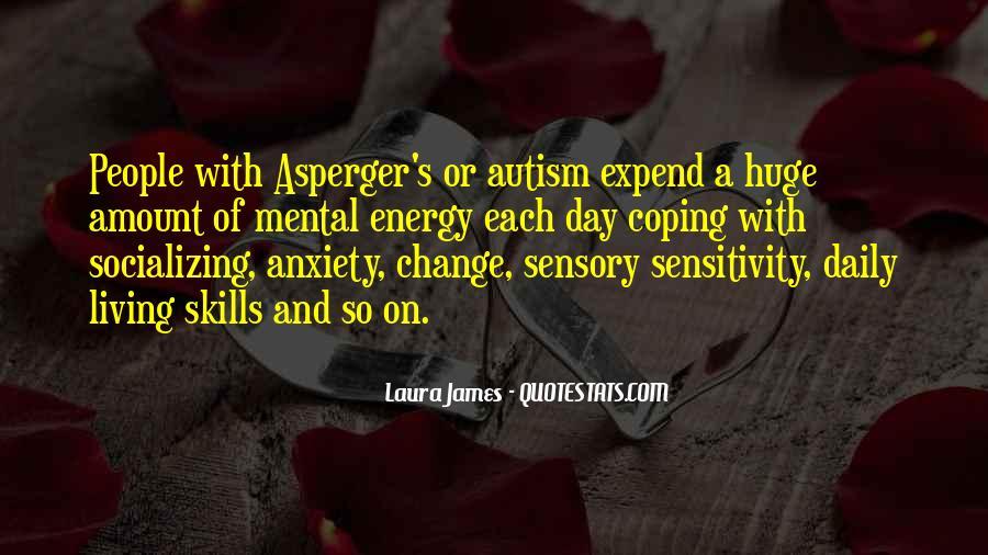 Autism's Quotes #1876372