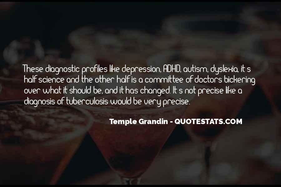 Autism's Quotes #199853