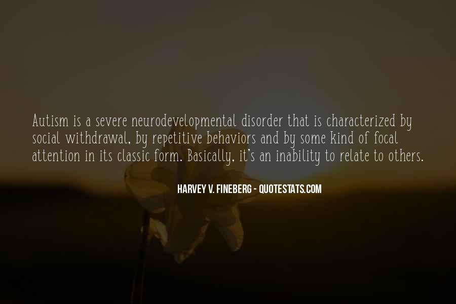 Autism's Quotes #715337