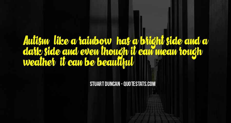 Autism's Quotes #8324