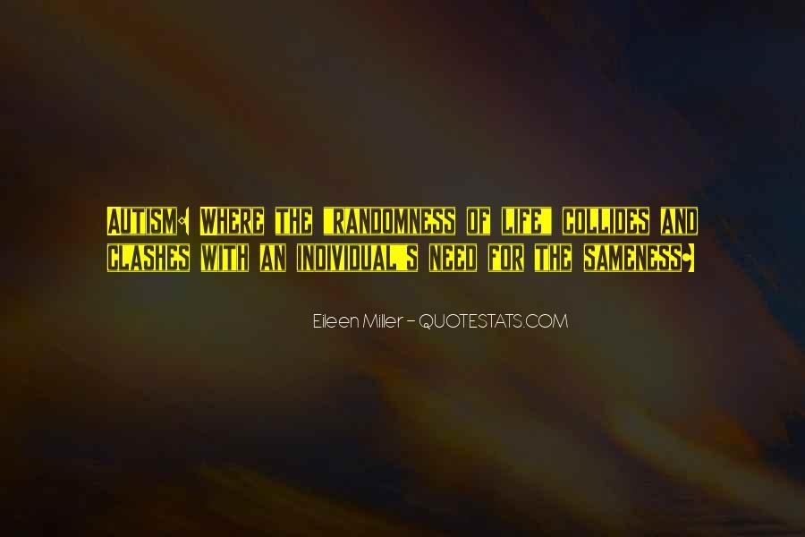 Autism's Quotes #851724