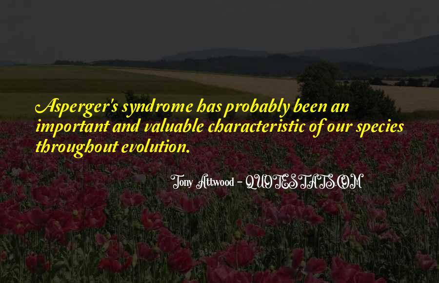 Autism's Quotes #915890