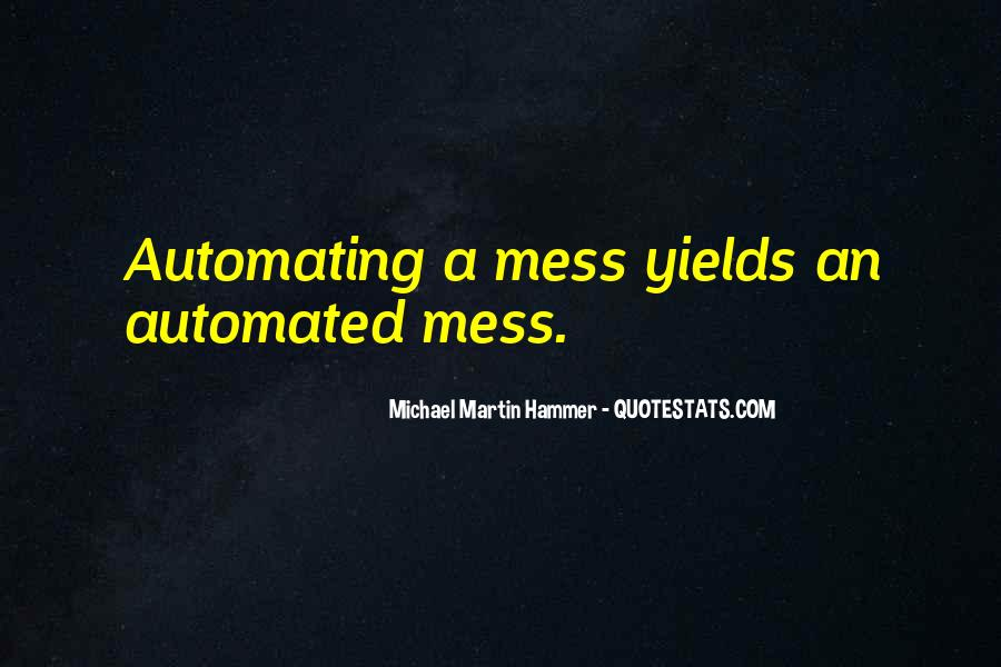 Automating Quotes #53597