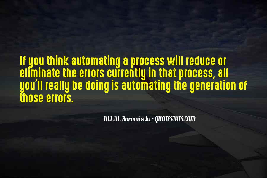 Automating Quotes #947697