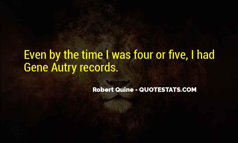Autry's Quotes #841139