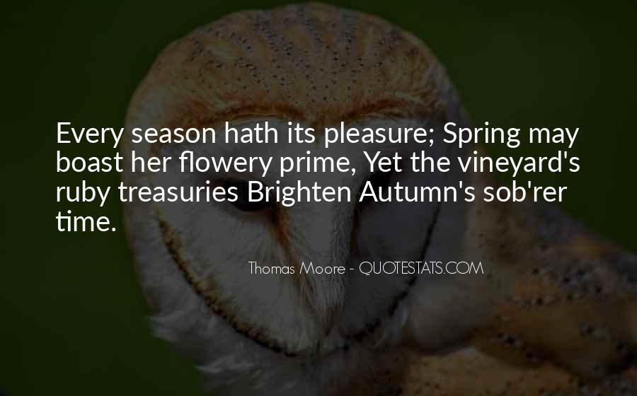 Autumn's Quotes #109846