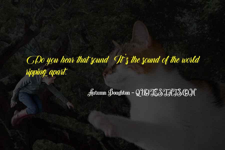 Autumn's Quotes #110299