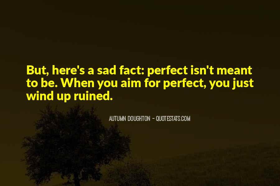 Autumn's Quotes #207689