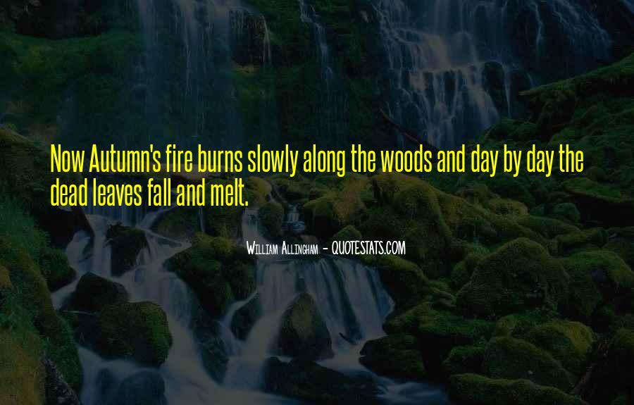 Autumn's Quotes #2309