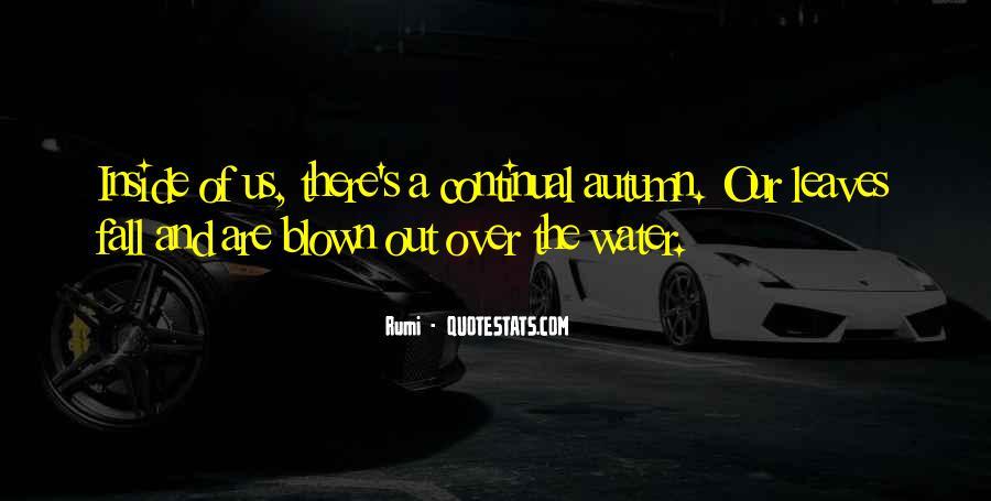 Autumn's Quotes #265403