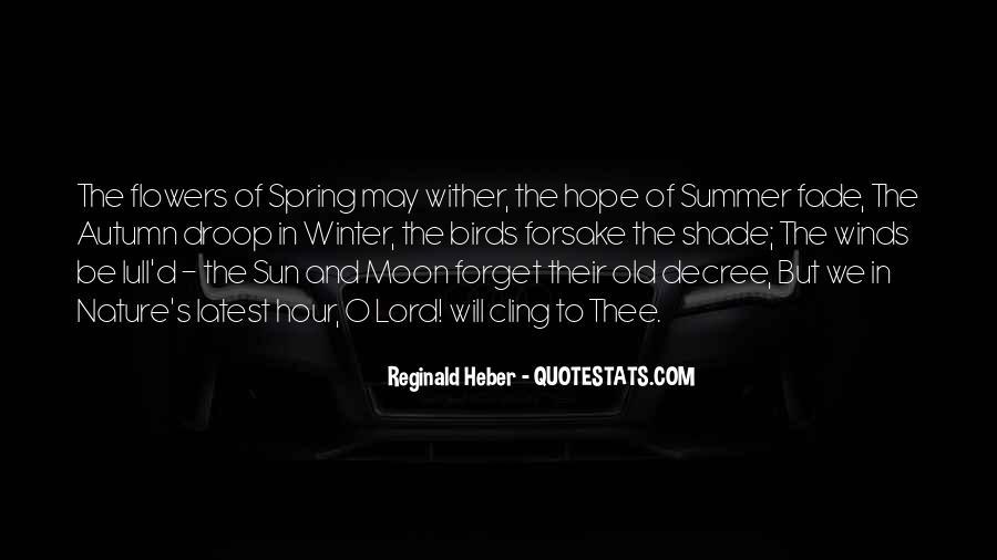 Autumn's Quotes #289050