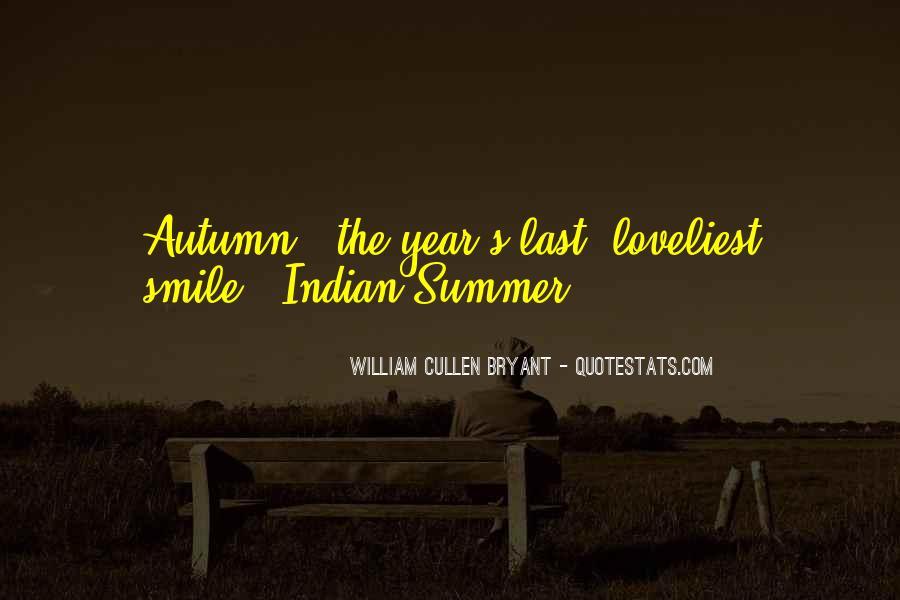Autumn's Quotes #333995