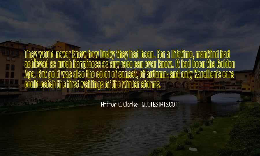 Autumn's Quotes #380827