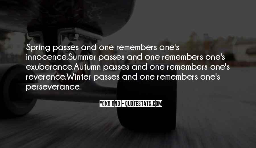 Autumn's Quotes #411820
