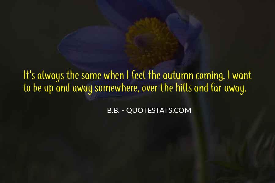 Autumn's Quotes #441243