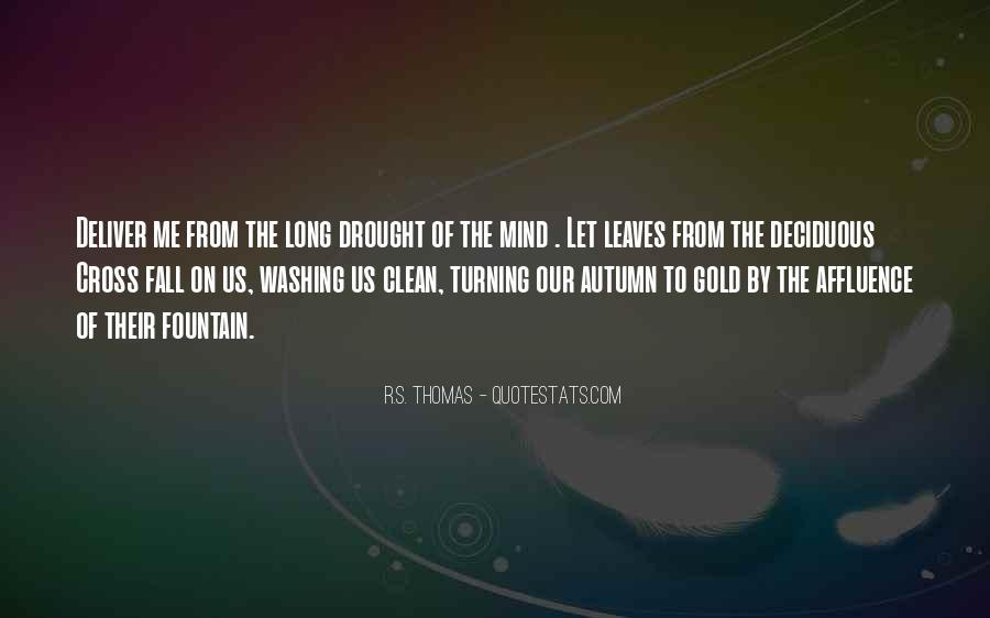 Autumn's Quotes #477706