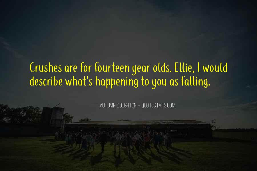Autumn's Quotes #600295