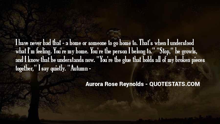 Autumn's Quotes #630306