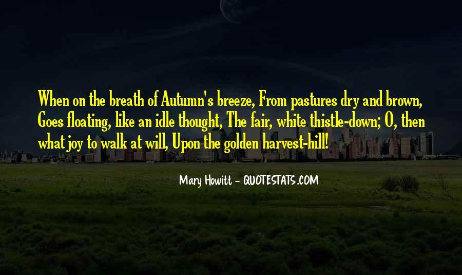 Autumn's Quotes #668357