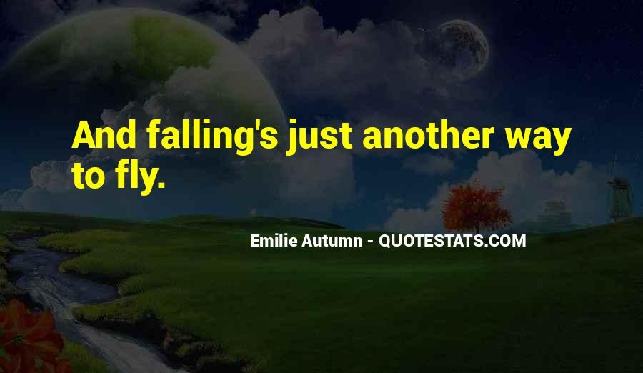 Autumn's Quotes #704519