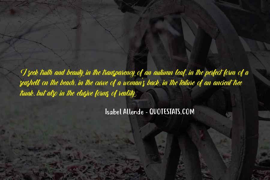 Autumn's Quotes #711699